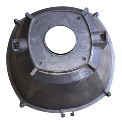 High quality OEM Manufacturing die casting light shell of zinc / aluminum alloy die casting