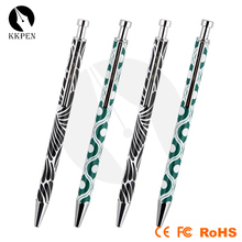 Jiangxin elegant design rhinestone metal pens for America market