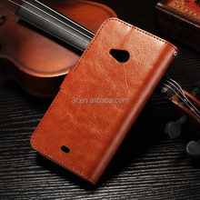 For N535 Wallet Photo Frame PU Leather Case For NOKIA Lumia N535 With Stand Card Holder Phone Bag Case