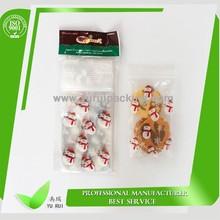 Vacuum packing bags for plastic food grade bags