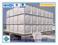 FRP water tank,GRP SMC reservoir, fiberglass health water tank
