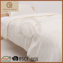 100 Cotton patchwork silk quilt bedspread, bedding silk duvet cover set