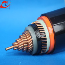 cheap but High quality high voltage xlpe insulated copper wire cable prices