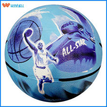 popular street baby basketball bounce ball toy