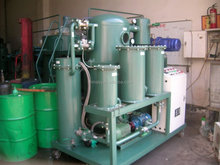 CTBU Brand used Transformer Oil Purifier to regeneration of waste transformer oil