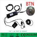 de alta calidad y bajo costo de ventas caliente btn bicicleta eléctrica hub kit de motor eléctrico