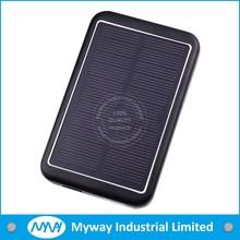 A-grade Li-polymer solar portable phone charger / mobile solar power bank / solar power charger for promotion
