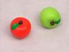 PU stress toy (Apple shape)