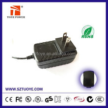 Replacement Charger 5v 4A 6V 3.8A 9V 2.6A 10V 2.4A 12V 2A 15V 1.6A 24V 1A Power adapter 24W series