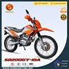 2015 Cheap 200CC Dirt Bike for Sales Dirt Motorcycle Hyperbiz SD200GY-10A