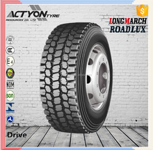 tubeless radial bus tyres