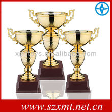 trophy cup for soccer tournament