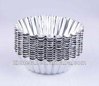Flower Shaped Aluminum Bakeware