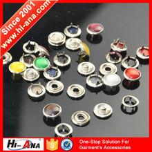 hi-ana button1 Advanced equipment High Quality Fashion metal button