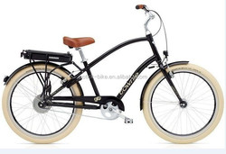 2015 new model beach cruiser electric bicycle/cheap city electric bike with Ce/en15194