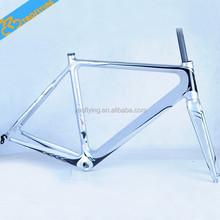 Hot selling 700C Full carbon road bike frame cycling bike racing bike frame road bicycle UD matte /glossy