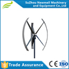 low rpm reliable quality 3kw 5kw vertical wind turbine generator