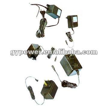 Ac / AC 6 v 1A tipo UL / BS / SAA / PSE / CE lineal adaptador