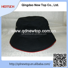 Alibaba China Supplier 100% cotton women's fashion custom printed bucket hats