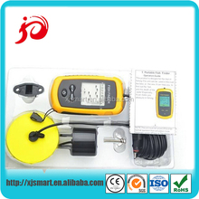 Portable fish finder underwater camera with LCD display screen