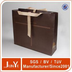 Paper gift bag & gift paper bag wholesale raw materials of paper bag