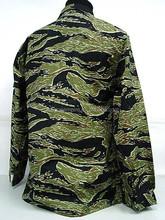 Vietnam Tiger Stripe Camo BDU Uniform Shirt Pant M