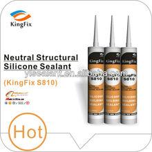 pipe silicone sealant adhesives/multi-purpose silicone sealant/colorless silicone sealant