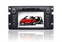 AL-9313 Hot-selling digital car pc for Mercedes Benz Smart Fortwo(2008-2011)with Android