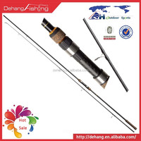 High Quality Wholesale Sea Saltwater Fishing 2 Section Rod For CatFish Fishing
