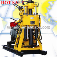 Best 100m portable underground water well YH130Y angle drill attachment