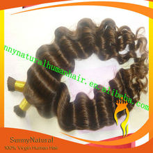 Deep wave Chinese human hair bulk