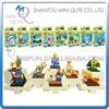 Mini Qute Senye 8pcs/set plastic cartoon model SpongeBob SquarePants building block action figure educational toy NO.SY 177
