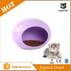 Egg- shaped Plastic Pet Beds,Pet Kennel, Pet Nest