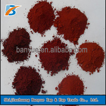 red iron oxide pigment paint factory