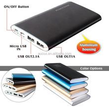 7800mah power bank for macbook pro /ipad mini