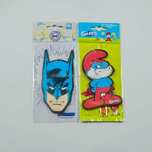 2015 new products hot sale hanging paper car air fresher