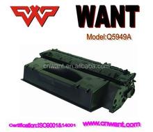 New Empty Toner Cartridge 5949A / 49A for Laser jet 1160 / 1320 / 3390/3392/CANON LBP3300