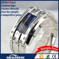hot selling new design iron man led watch