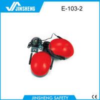 Fanny personalized welding helmets ear muffs