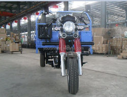 200cc water cool fuel three wheel for africa market heavy load cargo