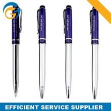Advertising Fancy Metal Ballpoint Pen with Logo Printing