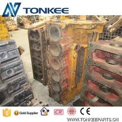 S6D125 6D125 engine cylinder block