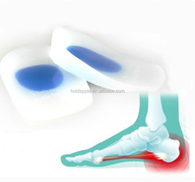 Gel Silicone Heel Cups x2| Dual Density Silicone | Sports Injury Prevention HA00497
