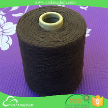 Trade Assurance 80% cotton 20% polyester 2 ply cotton yarn for knitting