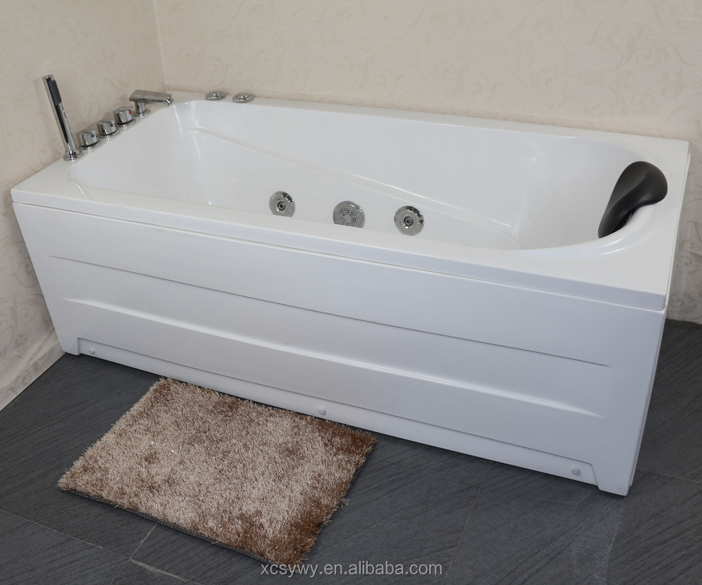 Portable plastic bathtub for adult buy plastic bathtub for Bathtub material comparison