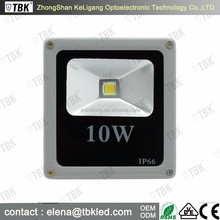 ourdoor high power 120degree aluminum floodlights for football pitches