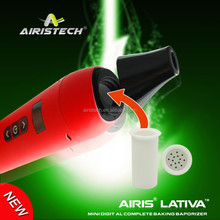 manufacturer Airis Lativa Newest newset wholesale price wax vaporizer pen with replaceable accessories