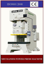 High Precision APA-160 series C Type press machine