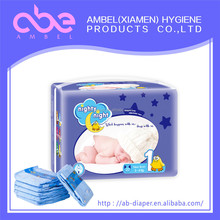 Best selling ultra thin sleepy baby diapers with very cheap price