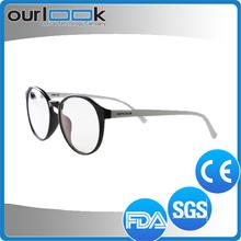 the Most Popular High Quality Anti Blue Light Clear Acrylic Eyeglasses Frames